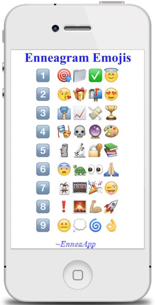 Enneagram Emojis